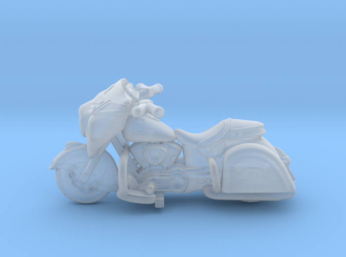 Indian Chieftain 2015 1:64 S 3d printed