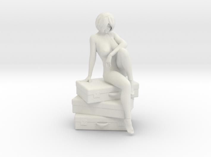 Printle C Femme 073 - 1/20 - wob 3d printed