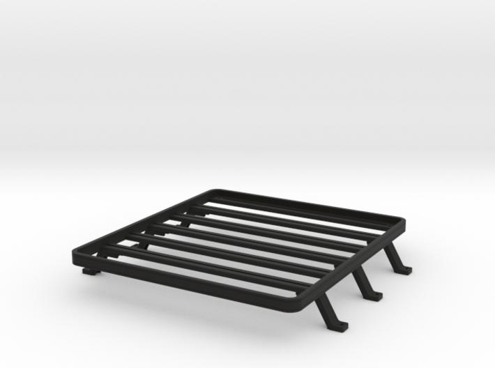 PM10027 Metric Low Profile bed Rack 3d printed