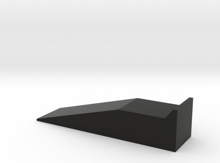Model Car Race Ramp - 1/24 Scale - Garage Diorama 3d printed