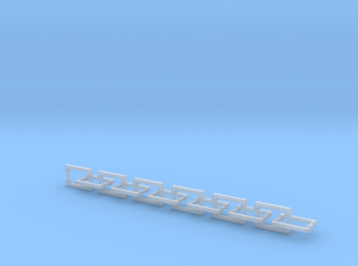 Handles with Bases (24) 3d printed