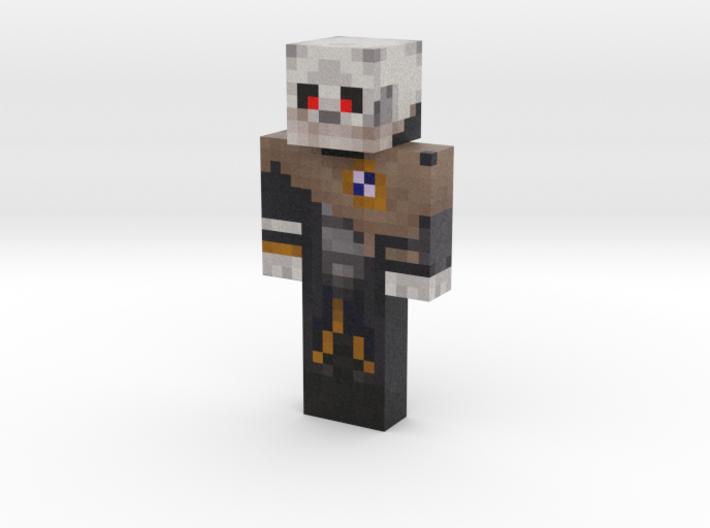spat_ | Minecraft toy 3d printed
