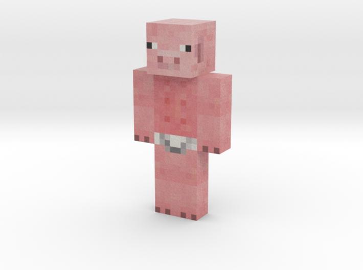 DavisNozoki | Minecraft toy 3d printed