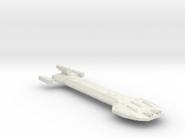 3788 Scale Hydran Overseer Battle Carrier CVN 3d printed