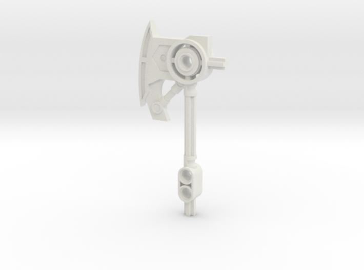 Tall Axe 3d printed
