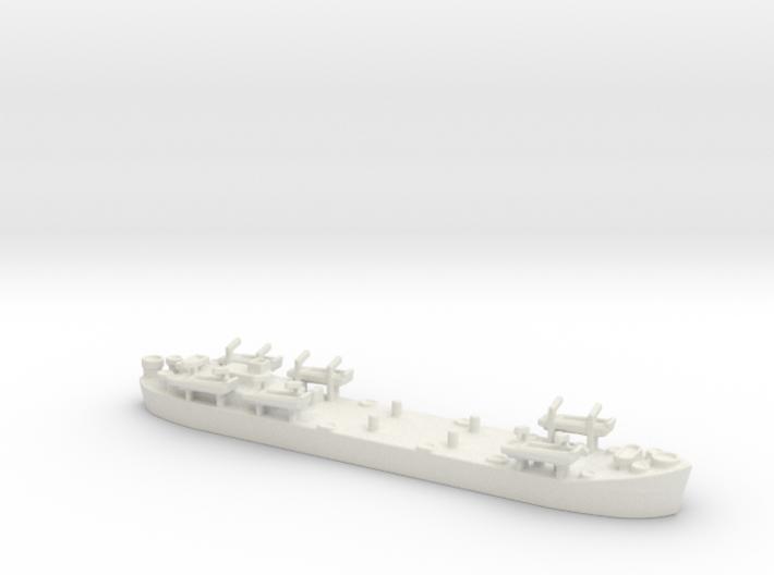 Landing Ship tank MK2 LST 1/600 2 3d printed
