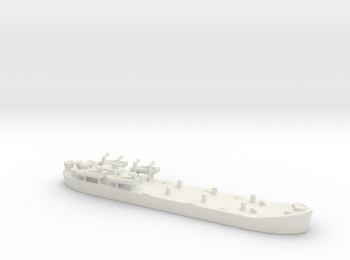 landing ship tank MK2 LST 1/700 5 3d printed
