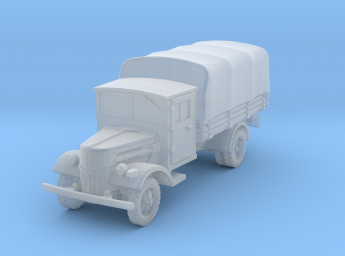 Ford V3000 late (covered) 1/160 3d printed