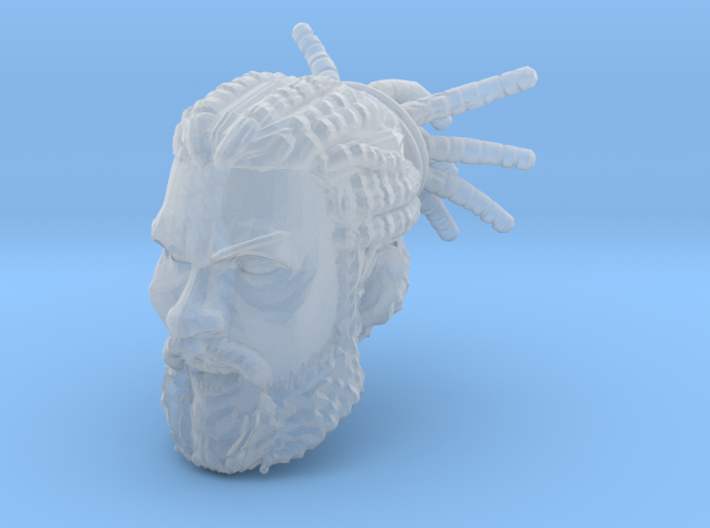 Curragh Head Battle Cry 1 3d printed Recommended