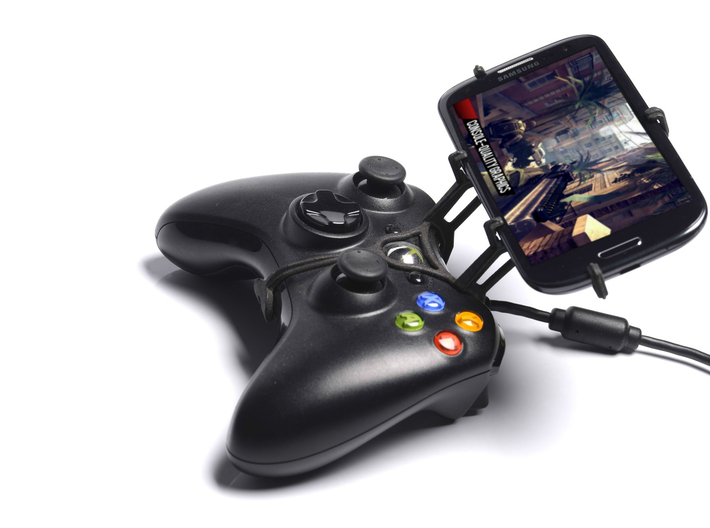 Xbox 360 controller & Huawei Y Max 3d printed