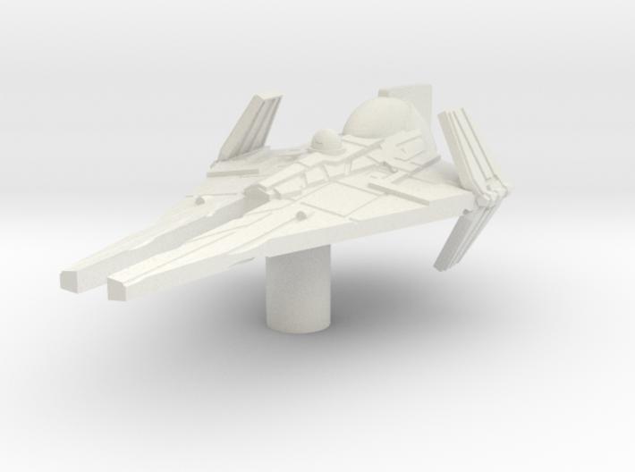 Eta-2 Prototype 1/270 3d printed