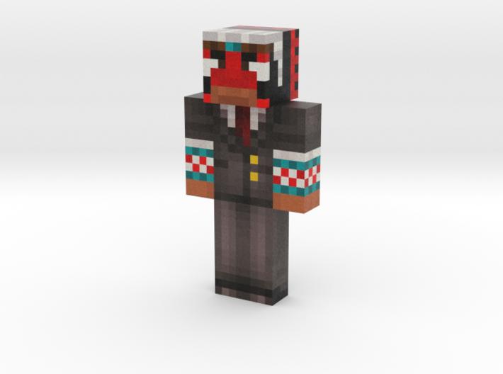 Pauseunpause | Minecraft toy 3d printed
