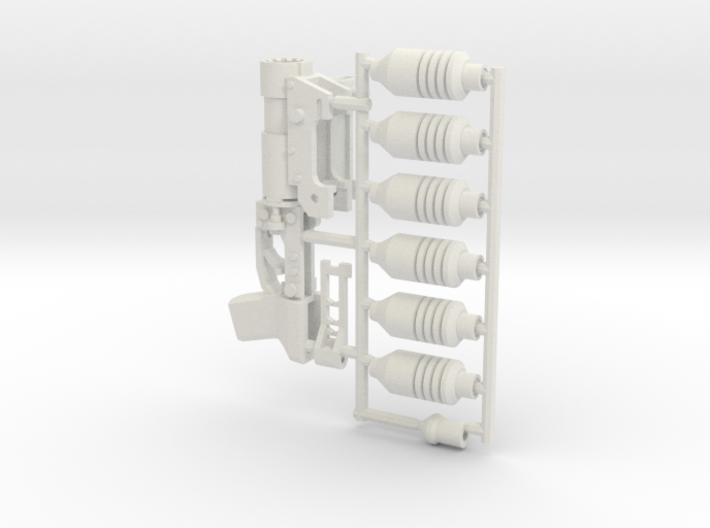 1:6 scale GP-30 versatile plastic 3d printed