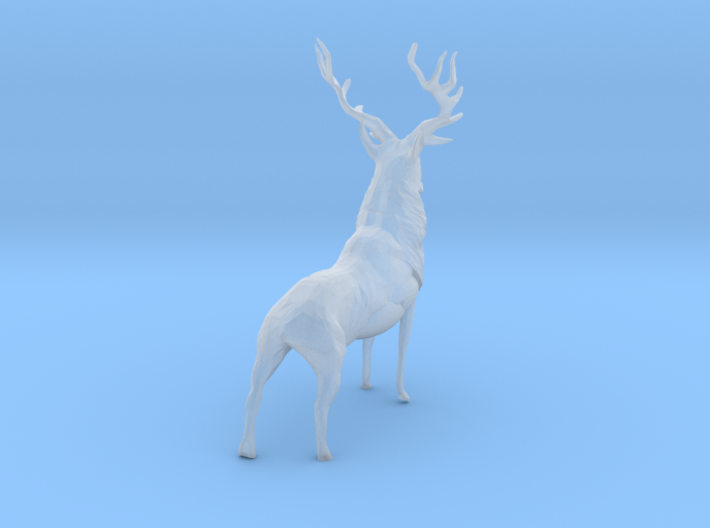 O Scale Elk 3d printed This is a render not a picture