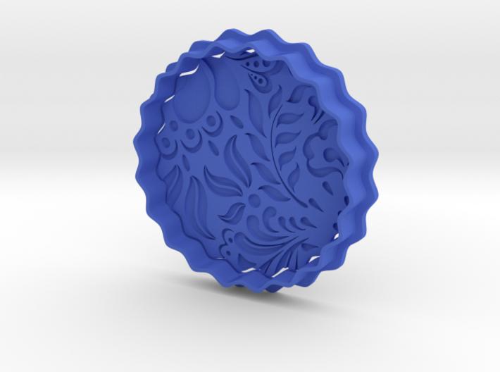Cookie cutter - Gjel 3d printed
