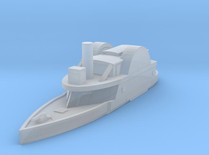 1/1000 CSS General Beauregard 3d printed