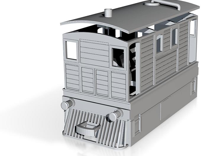 OO Scale LNER Y6/GER G15 Tram Engine 3d printed