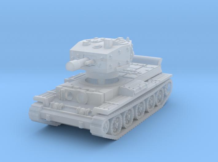 Centaur IV Tank 1/160 3d printed