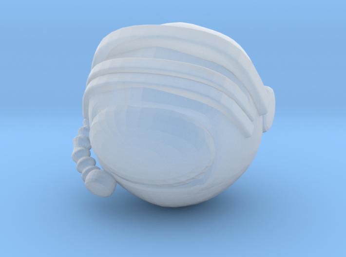 SpaceHelmetv3a 3d printed