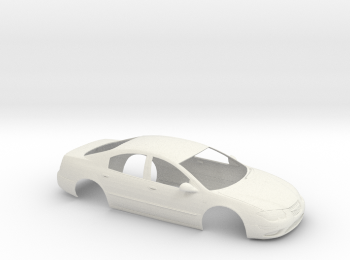 1/16 1998 Chrysler 300M Shell 3d printed
