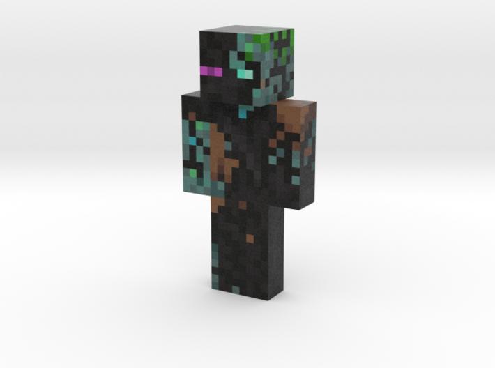 MÓJ OSTATECZNY SKIN   Minecraft toy 3d printed