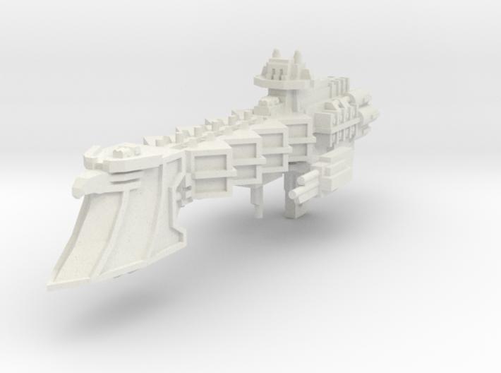 Crucero Ligero clase Intrepido V4 3d printed
