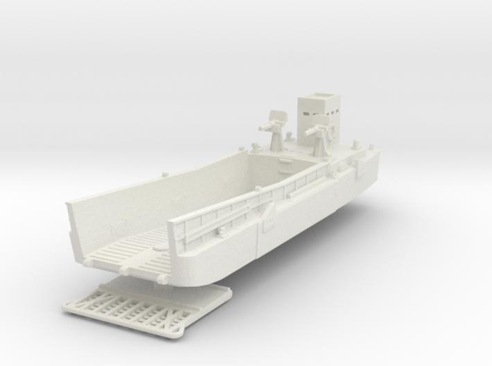 LCM 3 Landing Craft 1/120 3d printed