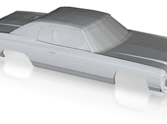 71 Impala 1/87 3d printed