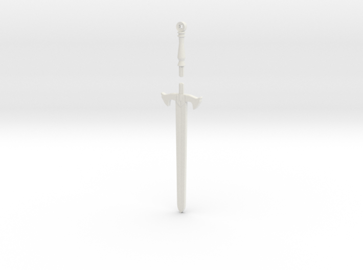 Knight's Sword 3d printed