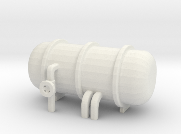Water / gas tank 4 3d printed