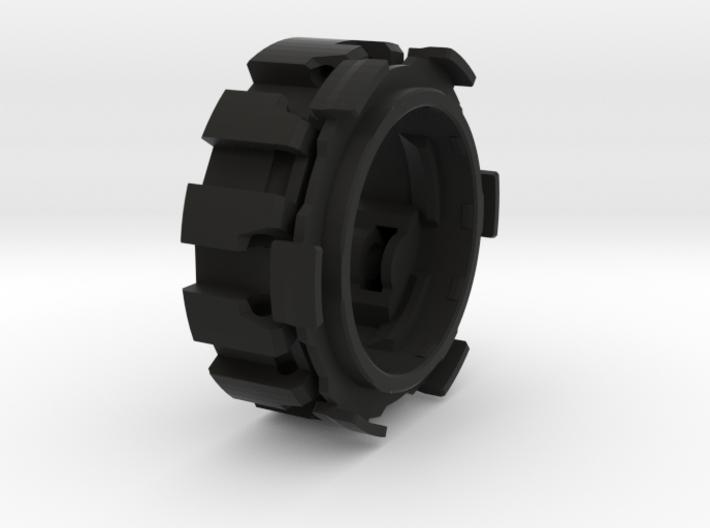 """1"""" HILT NPXL Pogo Connector Holder SHORT MAG 3d printed"""