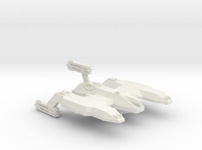3125 Scale LDR Dreadnought Mauler CVN 3d printed