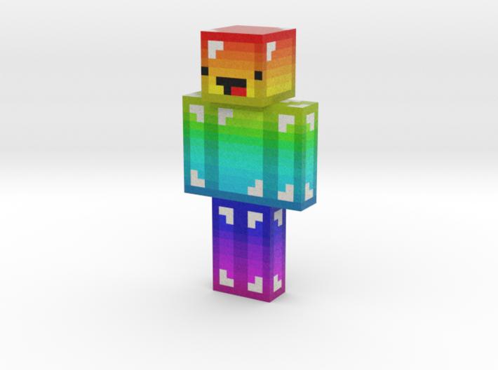 Andresutis | Minecraft toy 3d printed