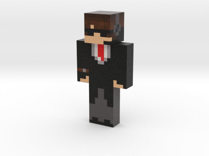 flomar07 | Minecraft toy 3d printed