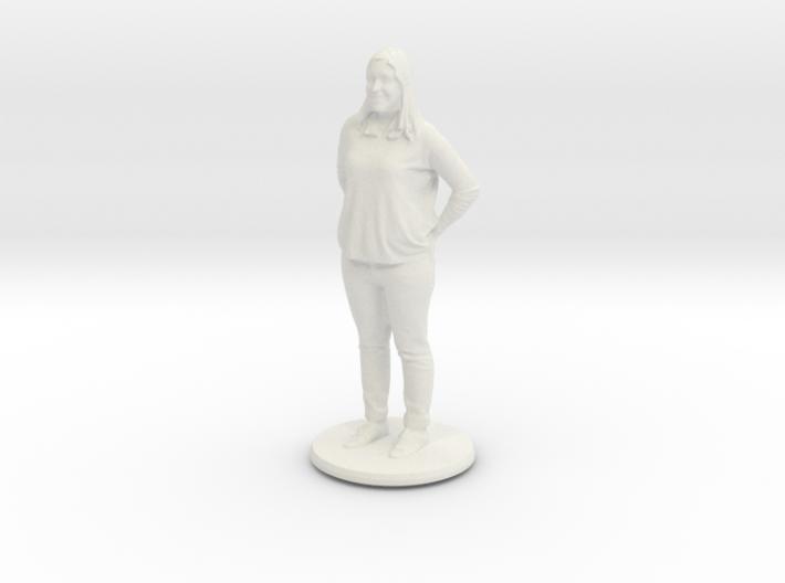 Printle C Femme 387 - 1/24 3d printed