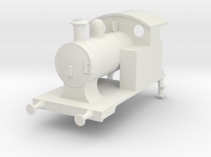 o-76-l-y-steam-railmotor-loco-1 3d printed