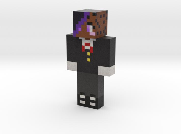 0A4211AE-EC57-4AFB-97D3-174D25EA109C | Minecraft t 3d printed