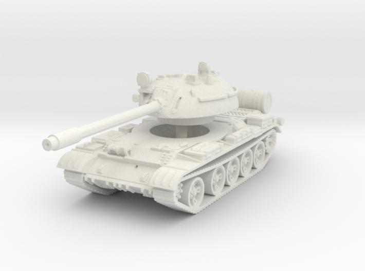 T55 Tank 1/87 3d printed