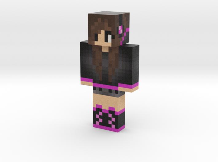 GabbyGamesMC | Minecraft toy 3d printed