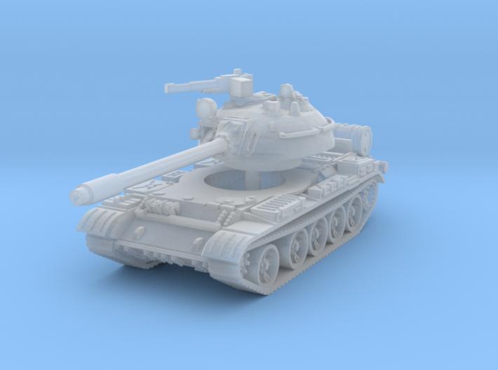 T55 A Tank 1/144 3d printed