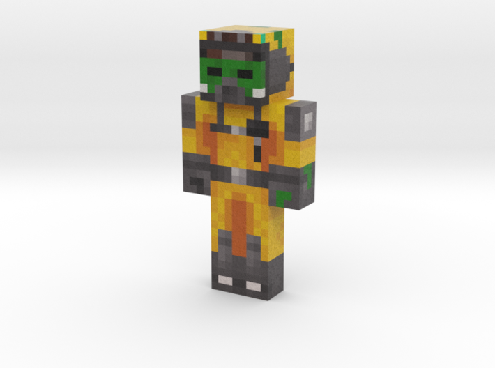 ZiMPerYo | Minecraft toy 3d printed