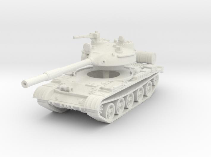 T62 Tank 1/87 3d printed