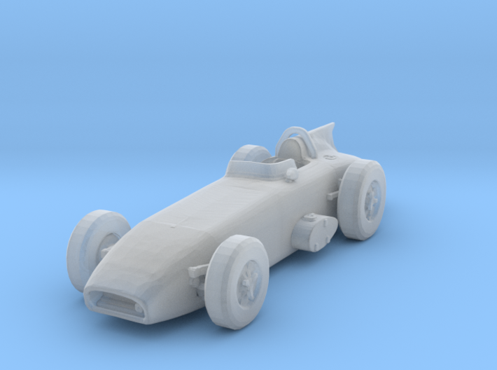 1950s Epperly finned indycar 3d printed
