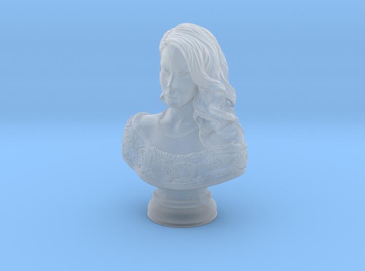 Lana Del Rey 3d printed