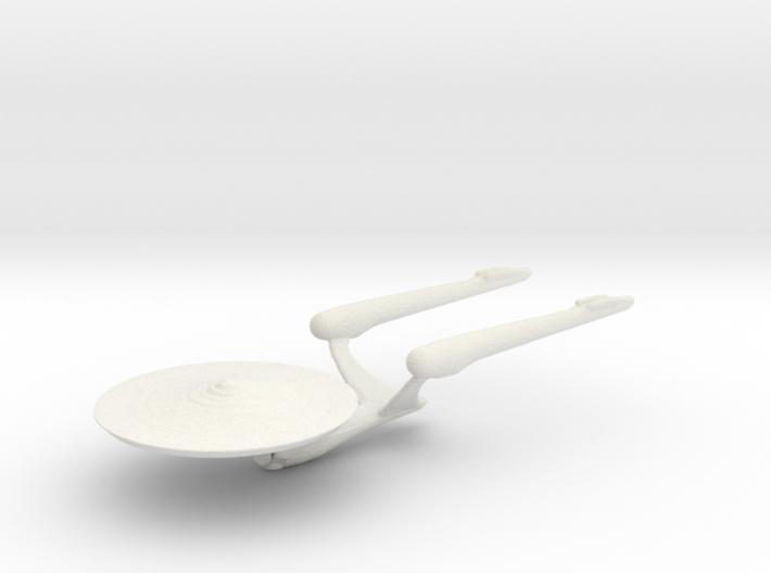 Enterprise A ST Beyond 3d printed