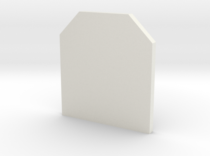 Deranged LCO protector template 3d printed