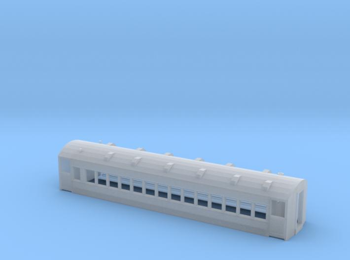 CNR C-2 Coach - N Scale 3d printed