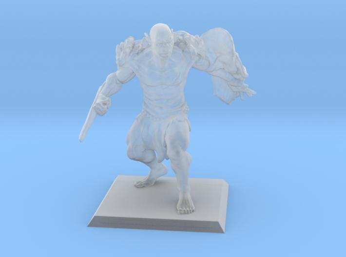 Orc Marauder 3d printed