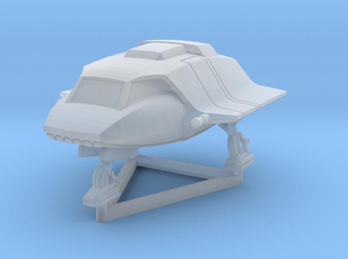 V shuttle Skyfighter Visitors TOS 3d printed