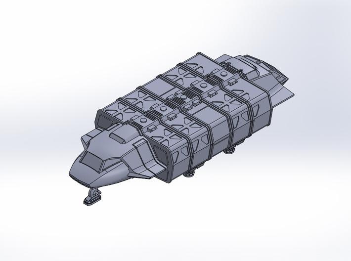V shuttle 5 pod 3d printed